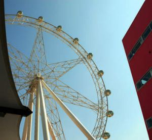 The Southern Star Observation Wheel appeals to some.