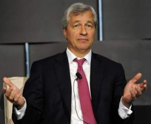 JPMorgan chief executive Jamie Dimon.