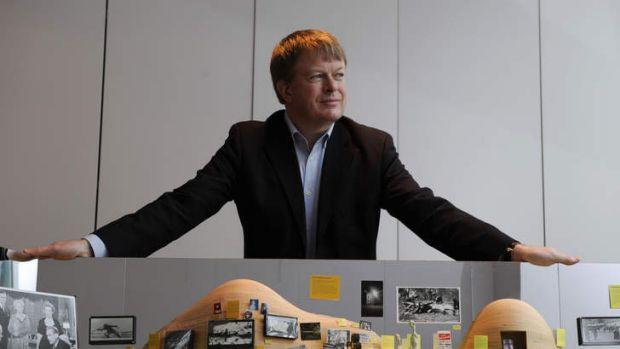 ACMI director and chief executive Tony Sweeney.