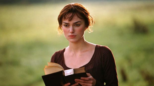 Loved by modern audiences through portrayals by the likes of Keira Knightley (pictured), Elizabeth Bennet did not win ...