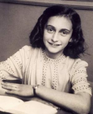 Anne Frank's diary reveals a complex individual.