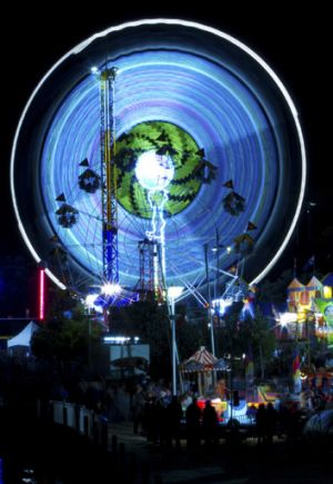 Frankston Waterfront Festival has plenty of rides, amusements, food and drink stalls and live music.