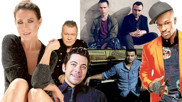 Kate Ritchie, Jimmy Barnes, James Mathison, The Presets, Guy Sebastian and Timomatic will all perform at the Australia ...