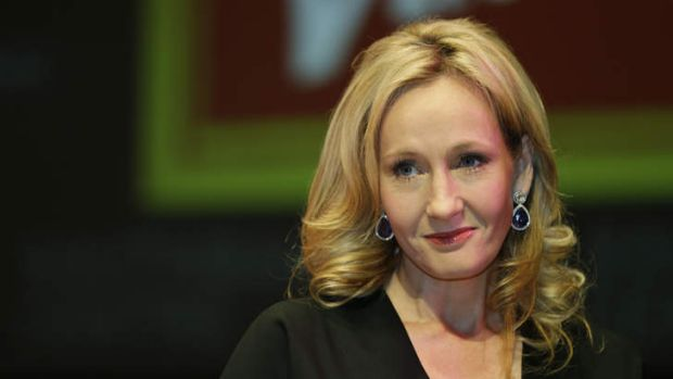 In her first novel for adults, <i>The Casual Vacancy</i>, J.K. Rowling can't resist the broad-brush caricature.