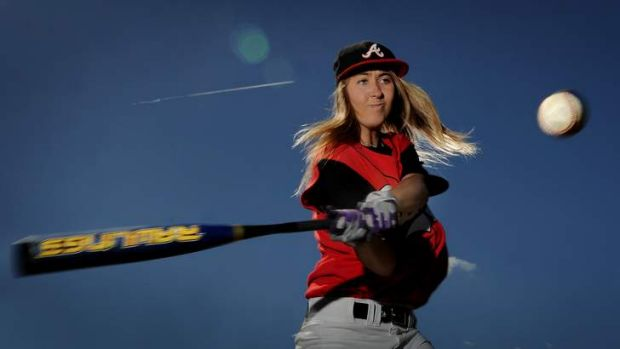Kate Russell is the first ACT woman to represent Australia in baseball and is heading to the Phoenix Cup with the under ...