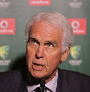 Frankly speaking: John Inverarity is well-liked by players for his communication.