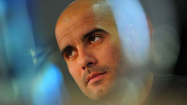 'Auf Wiedersehen' Pep: Former Barcelona manager Pep Guardiola has eschewed the English Premier League for a move to ...