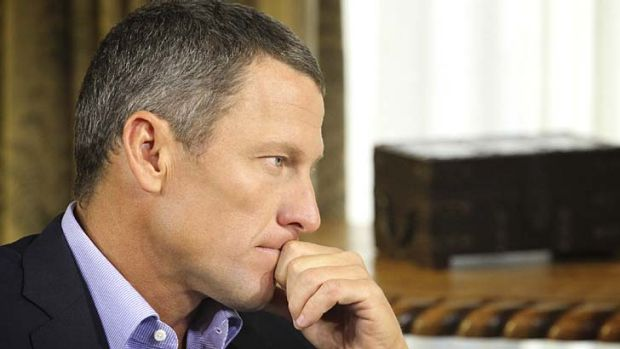 'I got a death penalty and they got six months,' Lance Armstrong tells Oprah Winfrey.