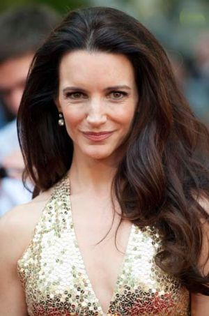 """""""Sensual and yummy"""" ... Kristin Davis on the Nomad Two Worlds scent."""
