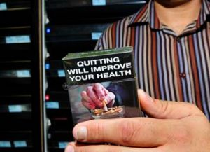 Conflict of interests ... plain packaging.