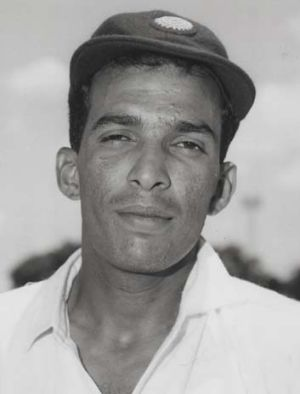 Intense player ... Russi Surti was an elegant left-hander who fielded like a superman but he never made a Test century ...