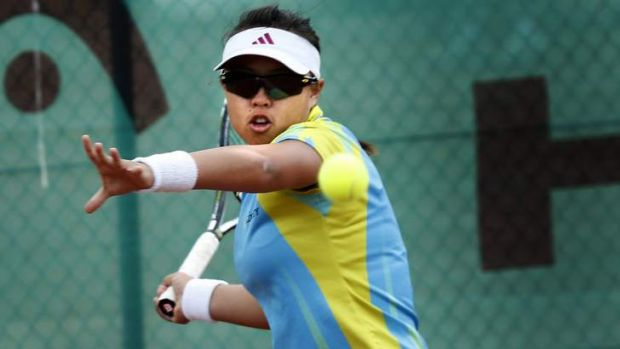 Canberra Velocity player Alison Bai.