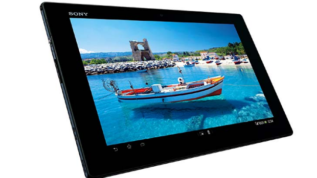 Sony tablet.