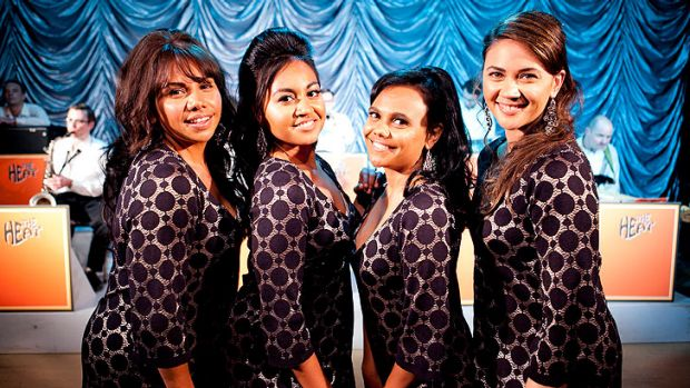 Award winners: <i>The Sapphires</i>.