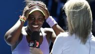 'Oh my god!' US teen beats Williams (Video Thumbnail)