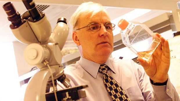 Awards ... Rob Sutherland was a director at the Garvan Institute. His work on cancers attracted international recognition.