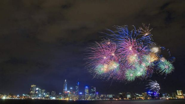 City of Perth's 29th annual Australia Day Skyworks on the Swan River is expected to draw large crowds.