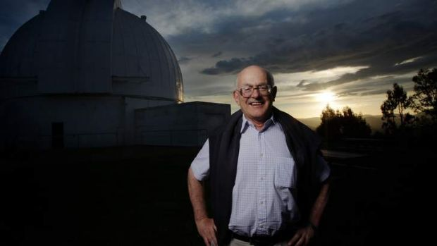 Professor Ken Freeman has been acknowledged for his lifetime of contributions to the science.