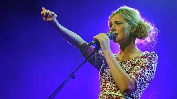Gena Rose Bruce won a performance accolade at the Tamworth Country Music Festival.