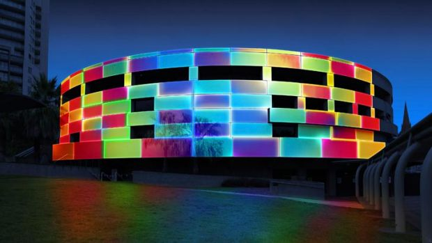 How Hamer Hall is likely to look.