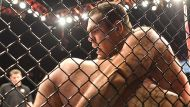 Barnet dodges cage fight questions (Video Thumbnail)