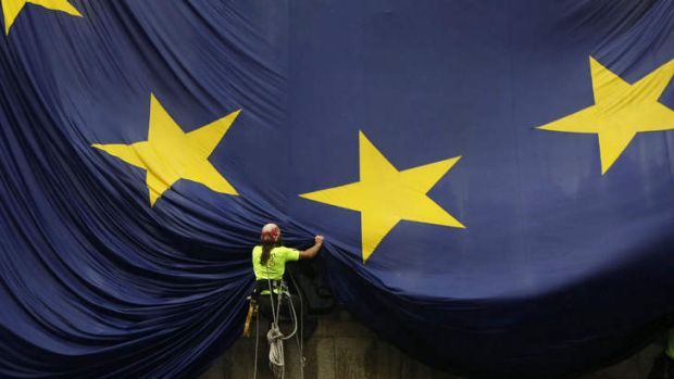 'Europe has a problem that might just be insurmountable: it doesn't exist. It never really has.'