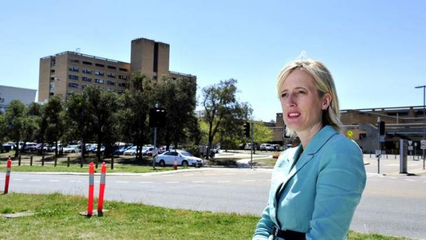 Katy Gallagher has confirmed that the Canberra Hospital's Chief Executive during the crisis has resigned and left the ...
