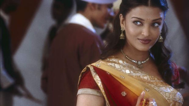 A scene from the Bollywood film Bride and Prejudice.
