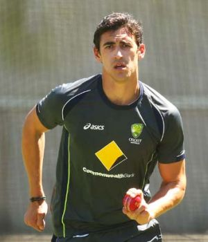 """It's the smart option to take the six weeks just to recuperate"" ... Mitchell Starc."
