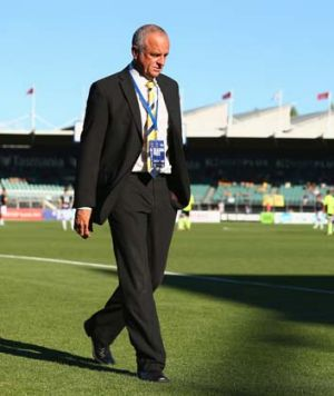 Graham Arnold ...committed to the Mariners.