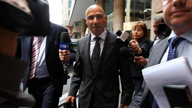 Not true ... a former employee of the Obeid family has denied Moses Obeid's claims.