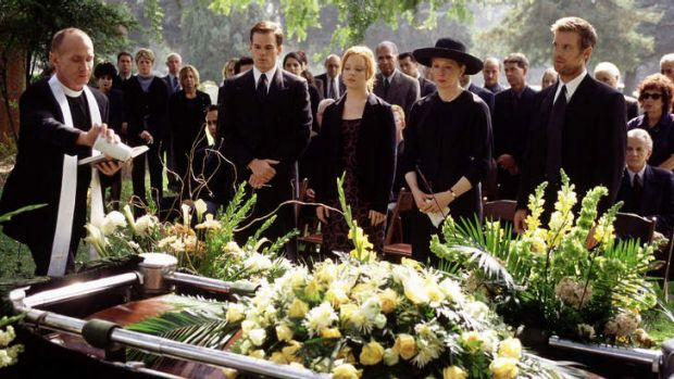 The final extraordinary episode of <i>Six Feet Under</i> was both melancholy and uplifting.