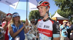 A joey to behold: Andy Schleck is a popular figure at the Tour Down Under as he prepares for a tough season on the ...