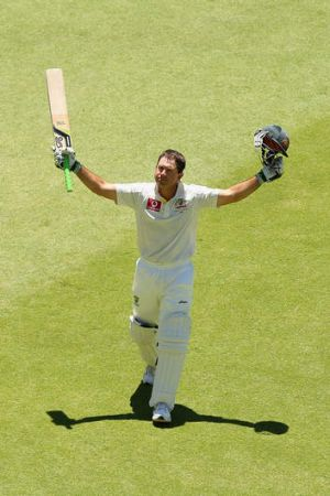 Canberra will have the chance to farewell Ponting in his final international match.