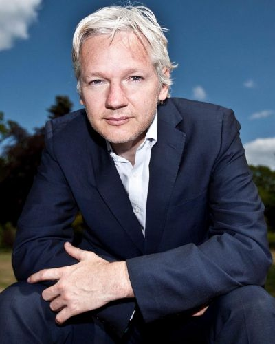 Julian Assange, stirrer supreme.