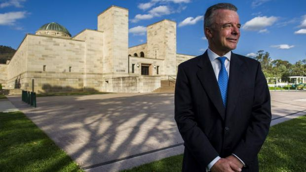 Director of the Australian War Memorial Brendan Nelson.