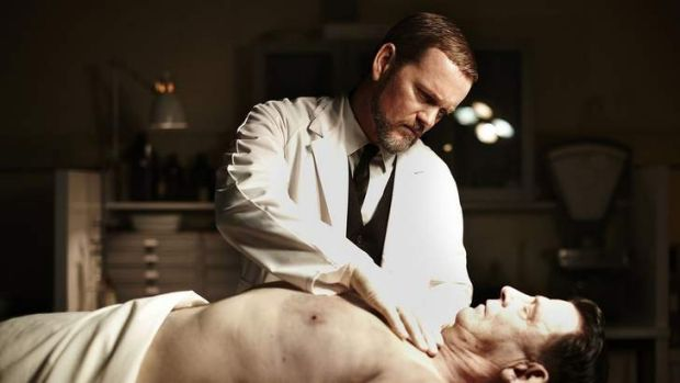 The Dr Blake Mysteries.