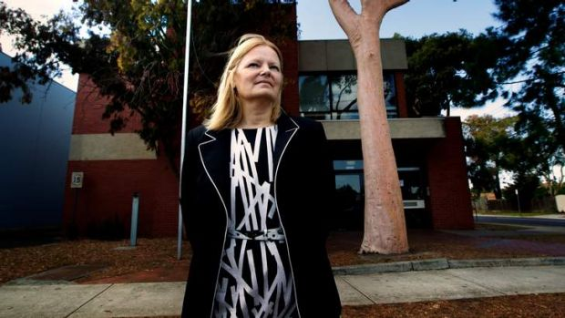 Linda Lovett, one of five registered indigenous barristers in Victoria.