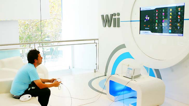 Gaming ... consoles such as the Nintendo Wii have been banned since 2000 in China.