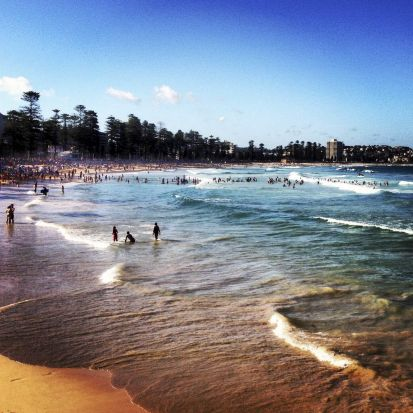 Manly late afternoon