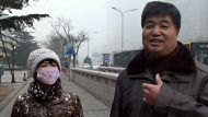 Beijing residents