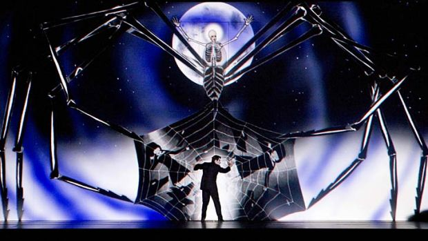 Lasting mark … Barrie Kosky's eye-popping production of Mozart's <em>The Magic Flute.</em>