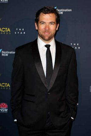Patrick Brammell attends the 2nd Annual AACTA Awards Luncheon at The Star on January 28, 2013 in Sydney, Australia.