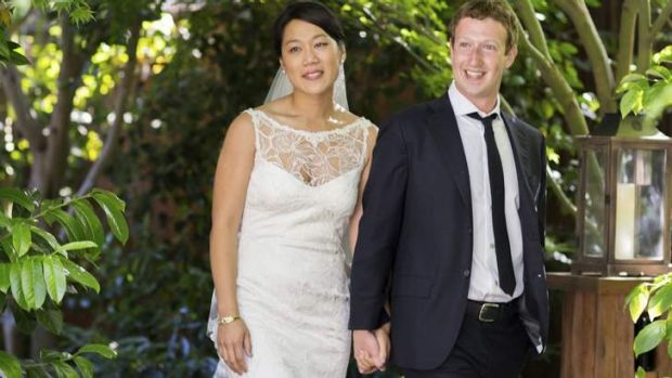 Facebook co-founder Mark Zuckerberg and Priscilla Chan were married in 2012. Would they have objected to their guests ...