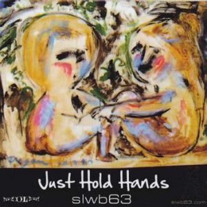 "David Lee ""Just Hold Hands"" album cover"