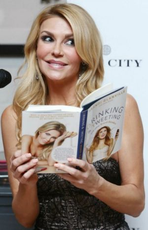 'Real Housewives of Beverly Hills' star Brandi Glanville has written a book about her divorce and subsequent vaginal ...