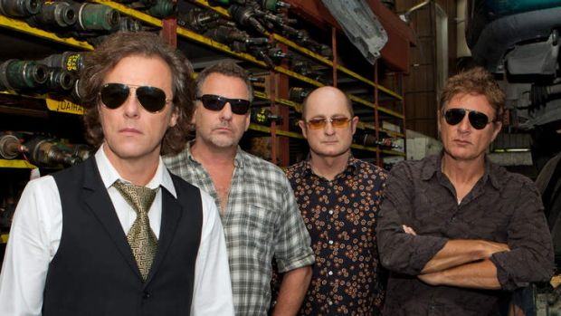 The Hoodoo Gurus will perform <i>Mars Needs Guitars</i> at their festival in April.