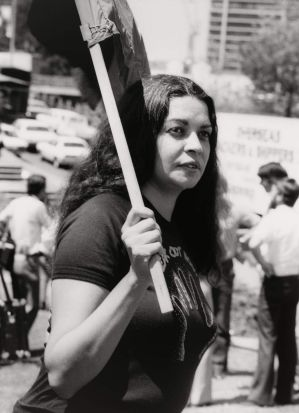 Marcia Langton 1982 Juno Gemes (b. 1944) gelatin silver photograph Purchased 2004  <i>Photo: Supplied by National ...
