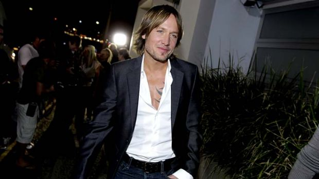 High Energy ... Keith Urban is riding a new wave of popularity.
