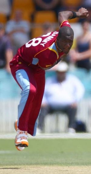 """""""The experience they've got of playing here over the years will be passed on to the youngsters"""" ... Darren Sammy."""